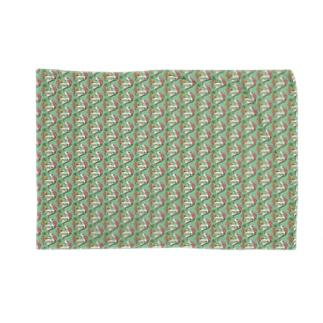 トロピカル モルモット【緑】 Blankets