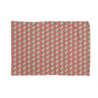 トロピカル モルモット【赤】 Blankets