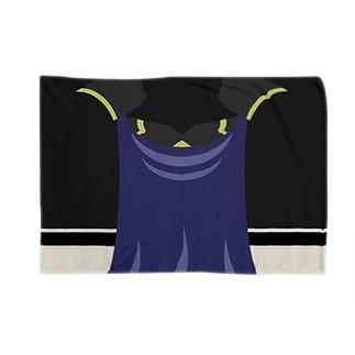 烏合ノ衆なりきり背面デザイン Blankets