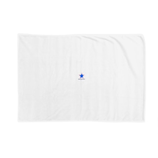 Guerriers bleus big logos Blankets