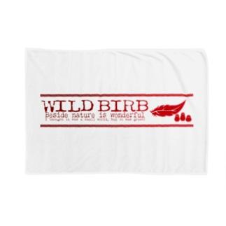 WILD BIRB Blankets