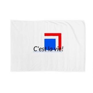 C'est la vie! Blankets