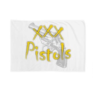 xxxPistols Blankets