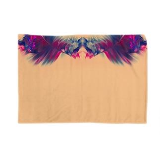 色彩の羽根 002 Blankets