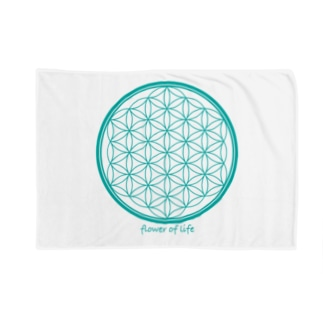 flower of life A Blankets