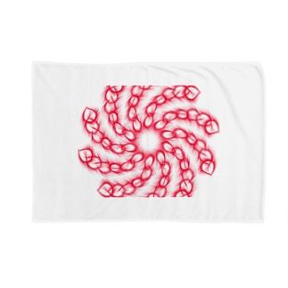 トルネード・チェーン Blankets