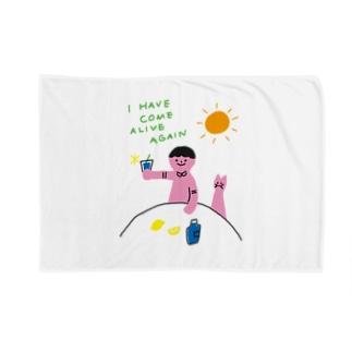 レモン夏 Blankets
