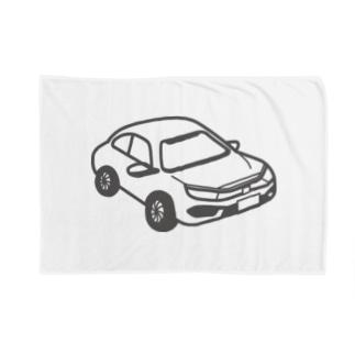HONDA CIVIC SEDAN 風 Blankets