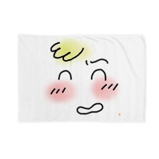 はにかみどあっぷ! Blankets