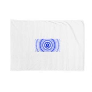 江戸切子風 Blankets