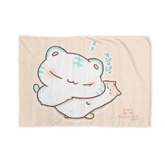 ちびとおやすみ Blankets