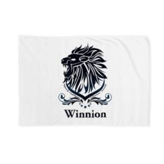 Winnion2 Blankets