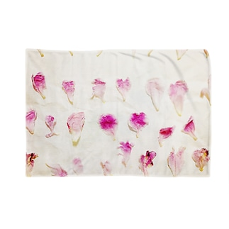 ハナビラ Blankets