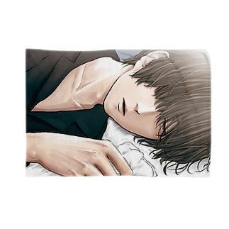 おやすみペキ男 Blankets