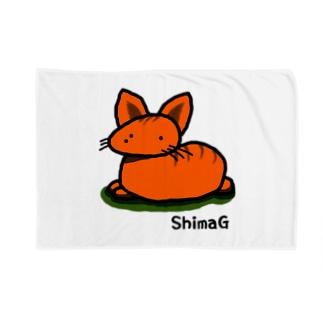 「しまG] Blankets