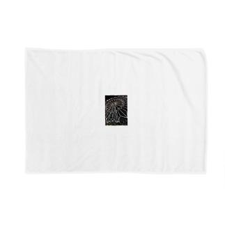 カラフルデザイン Blankets