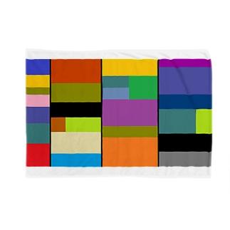 色とりどり2 Blankets