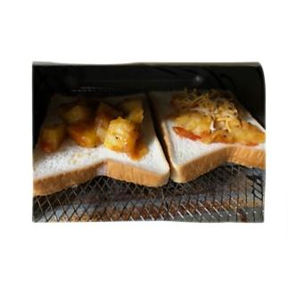 トースト ピザ Blankets