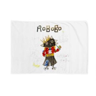 ROBOBO 「ハノンロボ」 Blankets