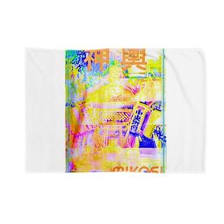 神輿その2 Blankets