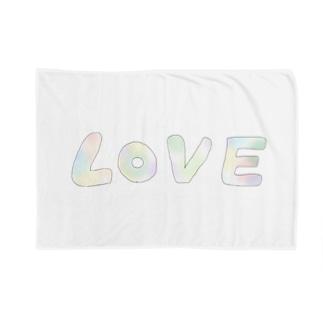 LOVE Blankets