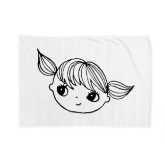 少女B Blankets