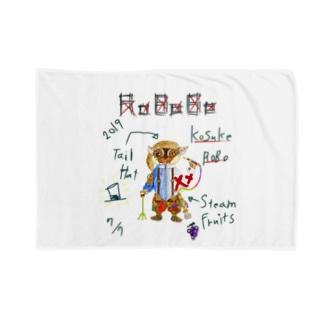 ROBOBO「コスケロボ」 Blankets
