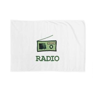 ラヂオ Blankets