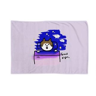 ネコっちブランケット Blankets
