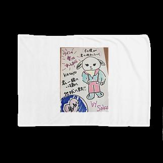 サクアンドツバミルヨシのツインデザイン Blankets