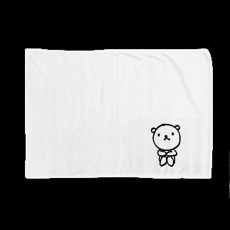 yimikkyのクマハルくん Blankets