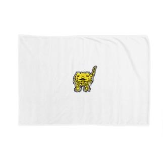 のんびりイラストグッズ Blankets