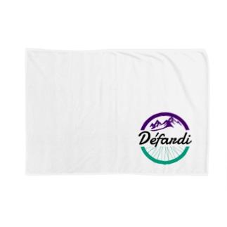 Defardi チームグッズ Blankets