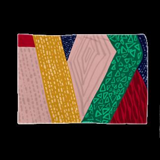 Tania NobukovskiのRETRO COLOR Blankets