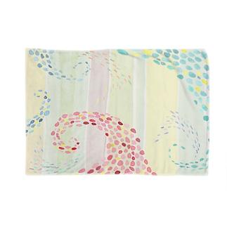 なみかぜ(珊瑚) Blankets