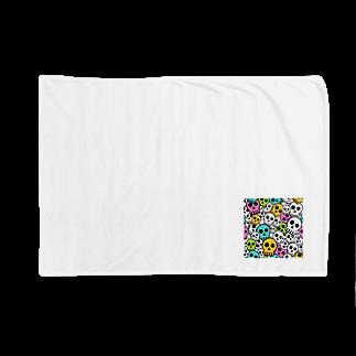 IZANAGIのシンプルドクロ~ Blankets