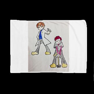 hentouの男二人 Blankets