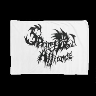 邂【サイマラショップ】逅 SUZURI店のSDA加盟アイテム Blankets