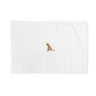 ごみちゃの倉庫のわんことペンギン Blankets