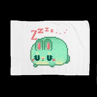 notteのスヤスヤハムスター Blankets