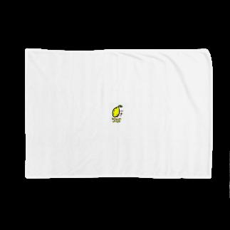 HIKO_kimamani のネオンのレモン Blankets