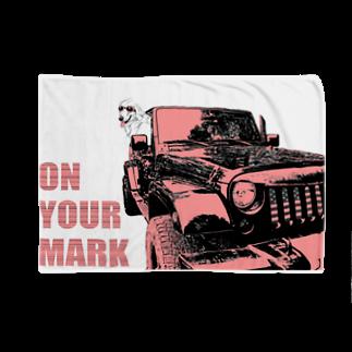 けいちやの「けいち屋」のON YOUR MARK Blankets