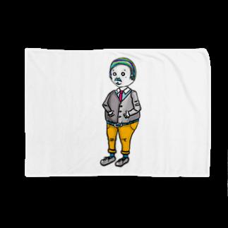 owlbeak5678のカラフルダディ Blankets