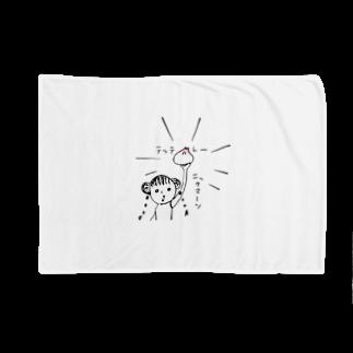 nicospyderのニックマーン Blankets
