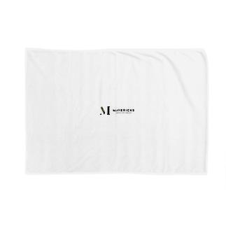Mavericks Blankets