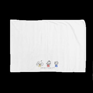 samenekoのNeguse girls Blankets