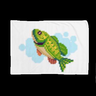 notteのfish Blankets