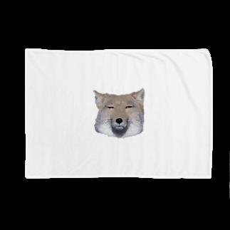 zeenのチベットスナギツネ Blankets