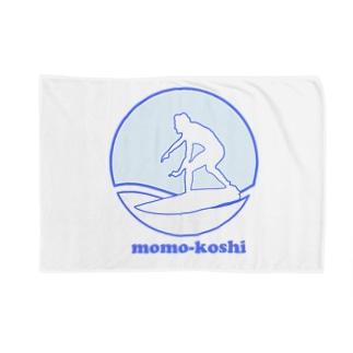 momo-koshi ride Blankets