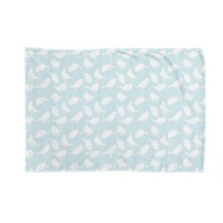 空色とりしるえっと Blankets